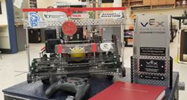 Sparta Education Foundation Approves VEX Robotics, 3d Printer Grant for Sparta Middle School